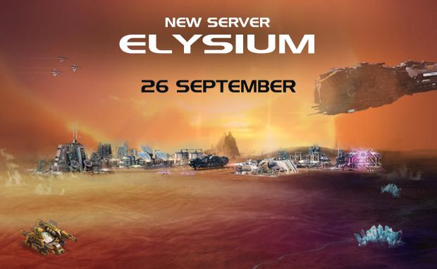 New Server Elysium