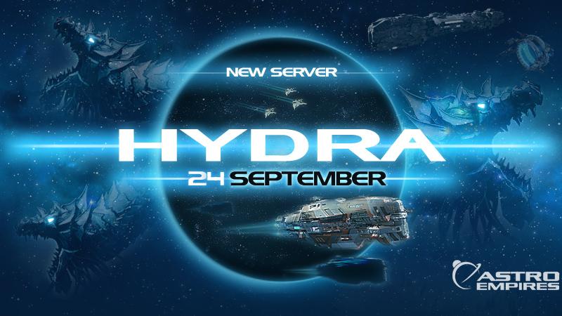 Hydra Server