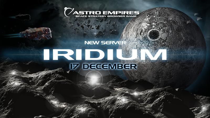 Iridium Server