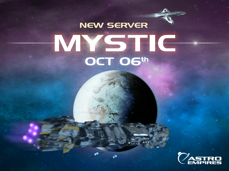 Mystic Server