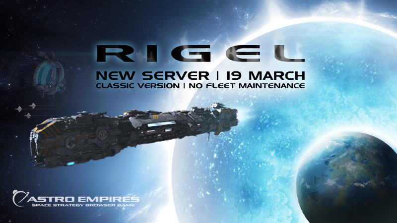 Rigel Server