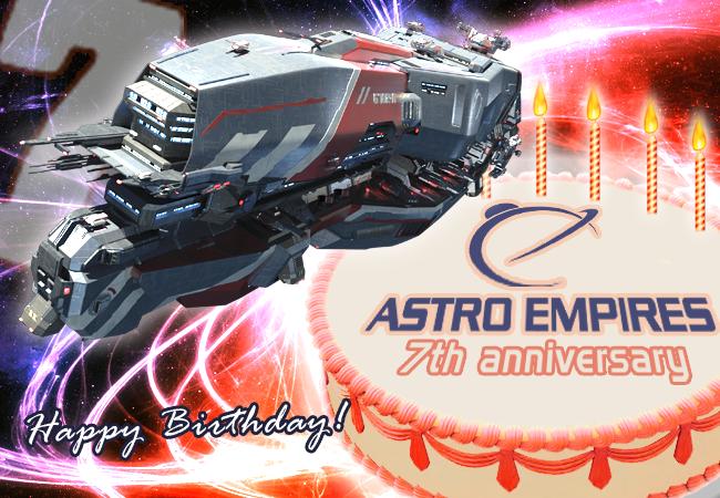 AE 7th anniversary